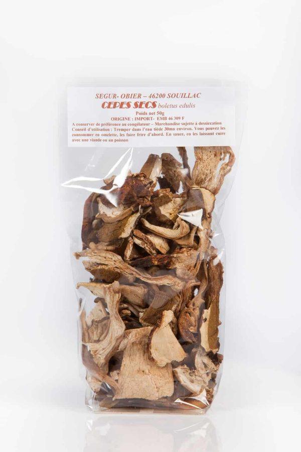 Cèpes secs - 50g