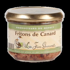 Fritons de canard 200g