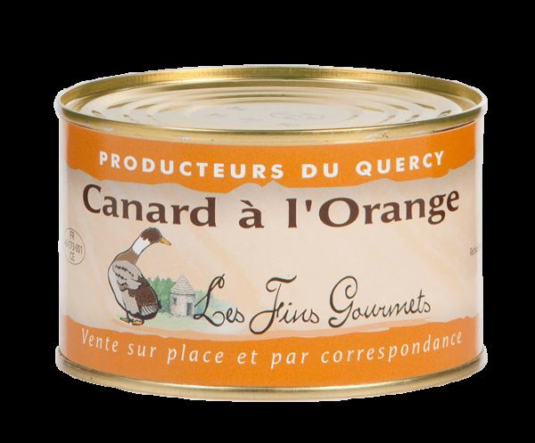 Canard à l'orange 400g