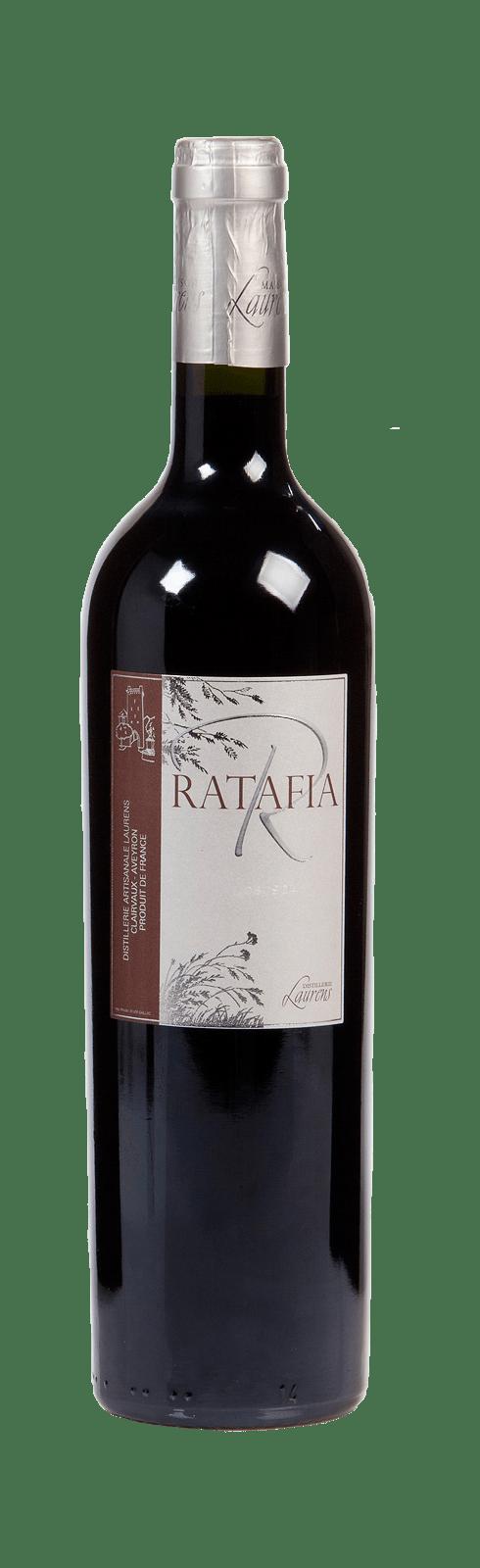 Ratafia rouge - 75cl