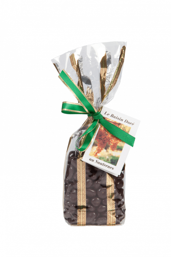 Perles de raisin chocolatées - 200g