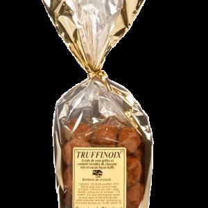 Truffinoix - noix enrobées de chocolat - 100g