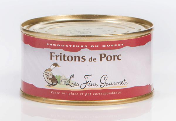 Fritons de porc 200g