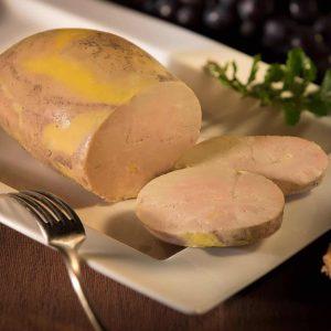 Foie gras de canard mi-cuit des Fins Gourmets - Producteurs du Quercy