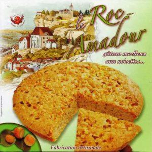 Le Roc'Amadour - gâteau aux noisettes 220g