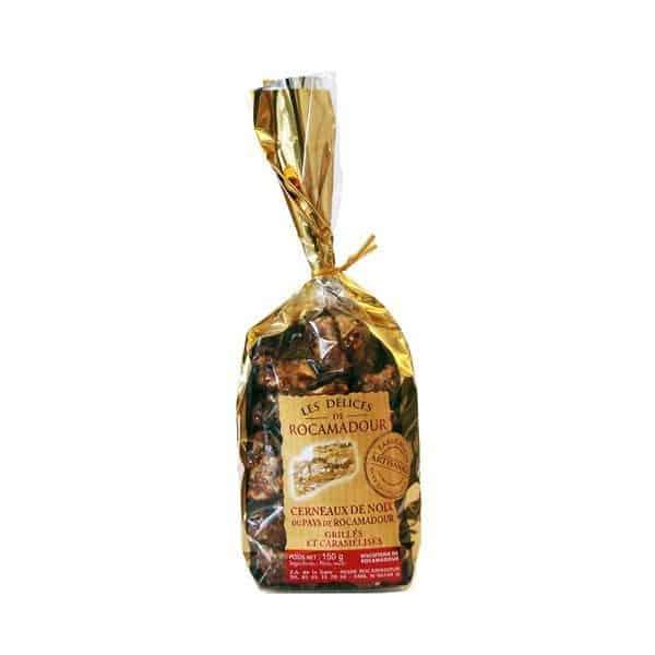 Cerneaux de noix grillés caramélisés 150g