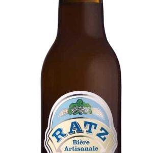 Bière blanche Ratz 33cl