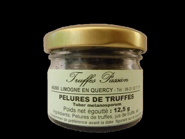 Pelures de truffes 12,5g