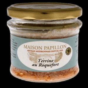 Terrine au Roquefort & Noix - 130g